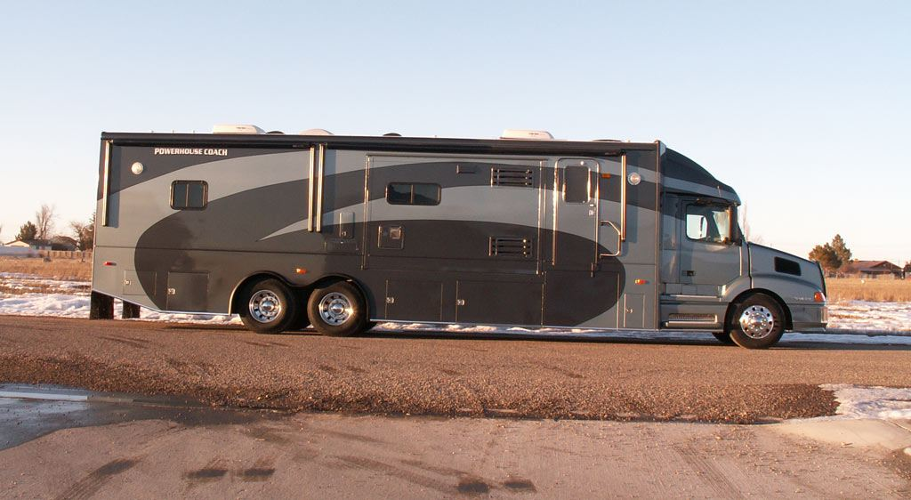 Image Gallery Luxury Motorcoach