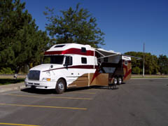 Custom Toter Trucks